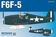 Grumman F6F-5 Hellcat Weekend edition #EDU7450