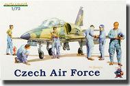 Eduard Models  1/72 Czech Air Force Personnel EDU7501