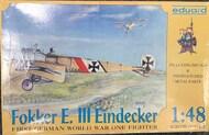 Eduard Models  1/48 Collection - Fokker E.III EDU8002