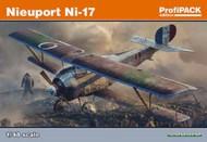 Eduard Models  1/48 Nieuport Ni-17 Profipack edition EDU8071