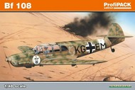 Eduard Models  1/48 Bf.108B Fighter (Profi-Pack Plastic Kit) EDU8078