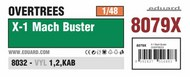 X-1 Mach Buster OVERTREES #EDU8079X