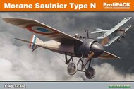 Morane Saulnier Type N Aircraft (Profi-Pack Plastic Kit) #EDU8095