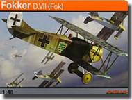 Eduard Models  1/48 Collection - Fokker D.VII (Fok.) EDU8132