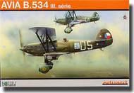 Eduard Models  1/48 Avia B-534 III serie EDU8191