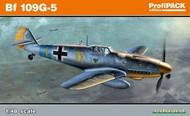 Eduard Models  1/48 Collection - Bf.109G-5 Fighter (Profi-Pack Plastic Kit) EDU82112