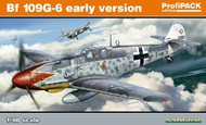Eduard Models  1/48 Bf.109G-6 Early Version Fighter (Profi-Pack Plastic Kit) EDU82113