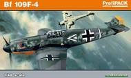 Eduard Models  1/48 Collection - Bf.109F-4 Fighter (Profi-Pack Plastic Kit) - Pre-Order Item EDU82114
