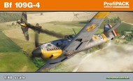 Eduard Models  1/48 Bf.109G-4 German Fighter (Profi-Pack Plastic Kit) EDU82117