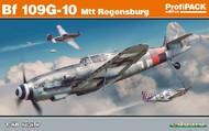 Eduard Models  1/48 Bf.109G-10 Mtt Regensburg Aircraft (Profi-Pack Plastic Kit) EDU82119