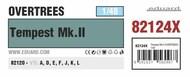 Tempest Mk.II OVERTREES* #EDU82124X