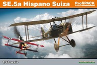 Eduard Models  1/48 SE-5a Hispano Suiza Aircraft (Profi-Pack Plastic Kit) EDU82132