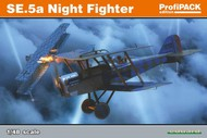 Eduard Models  1/48 SE-5a Night Fighter (Profi-Pack Plastic Kit) EDU82133