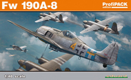 Fw.190A-8 Fighter (Profi-Pack Plastic Kit) #EDU82147