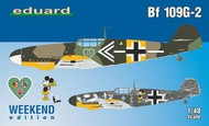 Eduard Models  1/48 Bf.109G-2 Fighter (Wkd Edition Plastic Kit) EDU84148