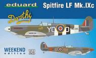 Spitfire LF Mk IXc Aircraft (Wkd Edition Plastic Kit) #EDU84151
