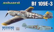 Messerschmitt Bf.109E-3 Weekend edition #EDU84157