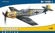Eduard Models  1/48 Collection - Bf.109E1 Fighter (Wkd Edition Plastic Kit) EDU84164