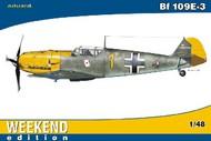 Eduard Models  1/48 Collection - Bf.109E-3 Fighter (Wkd Edition Plastic Kit) EDU84165