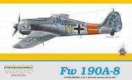 Eduard Models  1/48 Collection - Fw.190A-8 Weekend Kit EDU8429