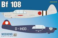 Bf.108 Fighter (Wkd Edition Plastic Kit) #EDU8479