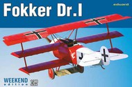 Fokker Dr.I Triplane Weekend edition #EDU8487