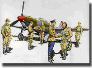 Eduard Models  1/48 VVS Fighter Crew 1944 EDU8509