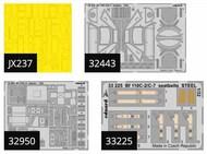 Bf.110C-2 Super Detailing Set #EDUBIG33106