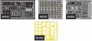Eduard Accessories  1/48 Ch-53E Super Stallion Super Detail Set (Kit Not Included) EDUBIG4875