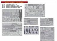 Eduard Models  1/200 HMS Hood part II (TRP) EDUBIG5345