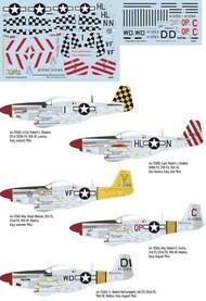 North-American P-51D-5 Mustang '15th AF' #EDUD32010