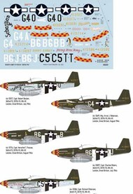 North-American P-51D-5 Mustang '357th FG' #EDUD32011
