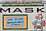 Mosquito Mk.IV Mask #EDUEX028