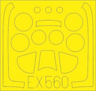 Mask P-51D for ARX #EDUEX560