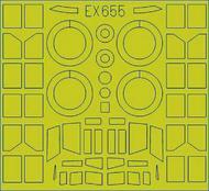Mask Aircraft- Ju.52 for RMX/RVL #EDUEX655