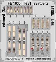 Il-28T seatbelts STEEL #EDUFE1035