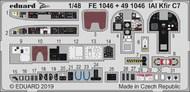 IAI C-2/C-7 Kfir #EDUFE1046