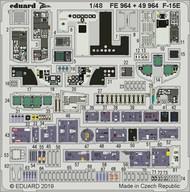 McDonnell F-15E Strike Eagle Cockpit #EDUFE964