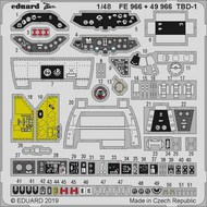 Douglas TBD-1 Cockpit #EDUFE966