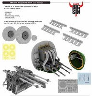 Eduard Accessories  1/32 Mosquito FB Mk.VI (TAM) EDUSIN63210
