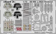 Aero L-39ZA Weekend Detail #EDUSS655
