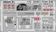 Color Zoom PE - B-58 Hustler (ITA kit) #EDUSS667