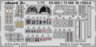 Color Zoom PE - Bf 109G-6 (TAM kit) #EDUSS669