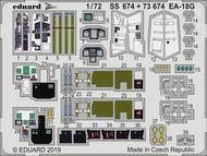 Color Zoom PE - EA-18G Growler (HAS kit) #EDUSS674