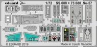 Sukhoi Su-57 Detail #EDUSS688