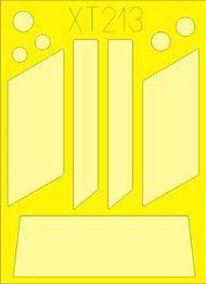 Eduard Accessories  1/35 Fennek LGS windows (TRP) EDUXT213
