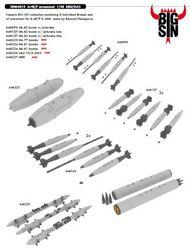 Eduard Models  1/48 A-4E/F Armament (EDU/HAS) EDUSIN64819