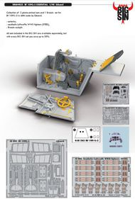 Eduard Models  1/48 Bf.109G-5 Essential (EDU) EDUSIN64825