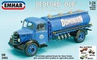 Emhar Models  1/24 Bedford OLB Tanker Truck EMH2403