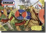 Emhar Models  1/32 Viking Warriors 9th-10th Century (12) EMH3205